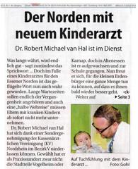 Der Norden mit neuem Kinderarzt